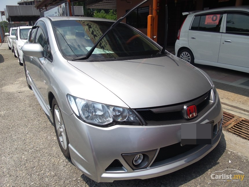 Honda Civic 1.8 2009 photo - 3