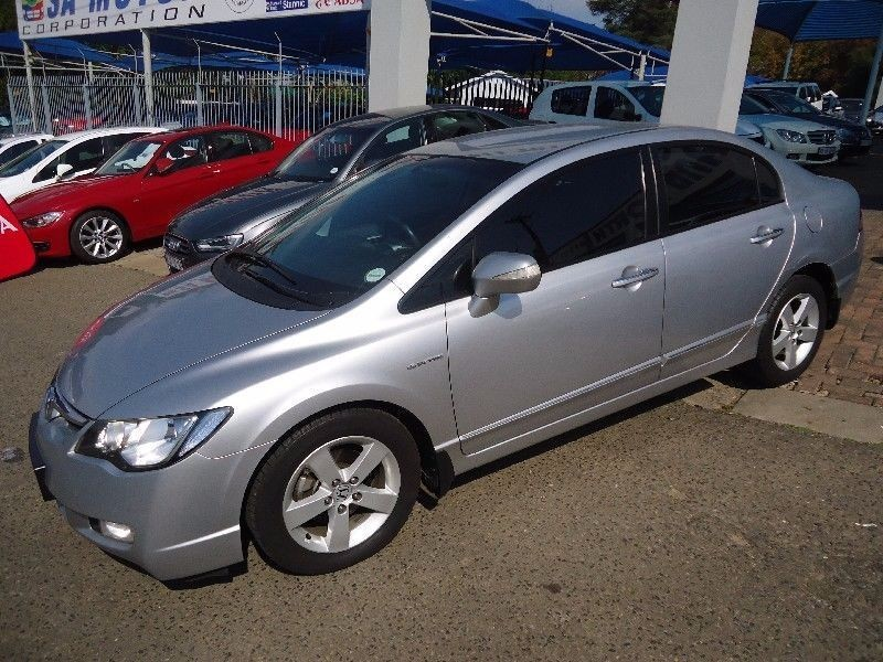 Honda Civic 1.8 2009 photo - 4