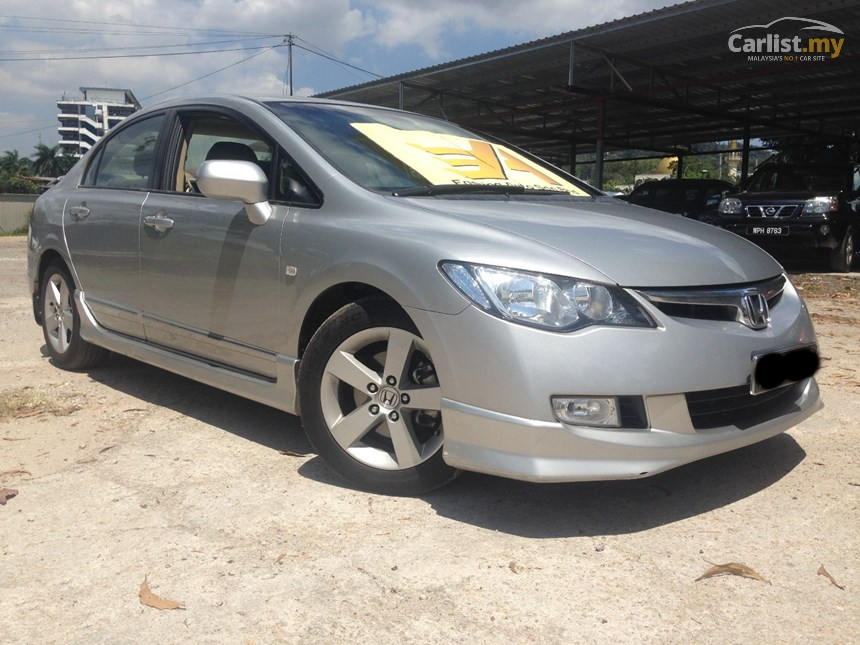 Honda Civic 1.8 2009 photo - 6