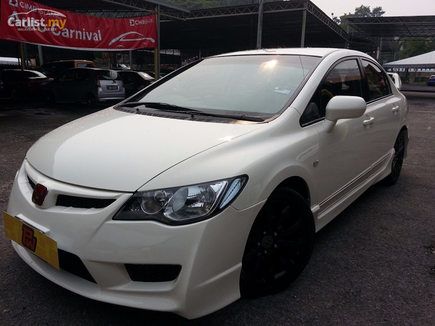 Honda Civic 1.8 2009 photo - 9