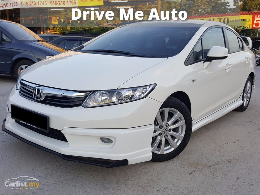 Honda Civic 1.8 2013 photo - 12