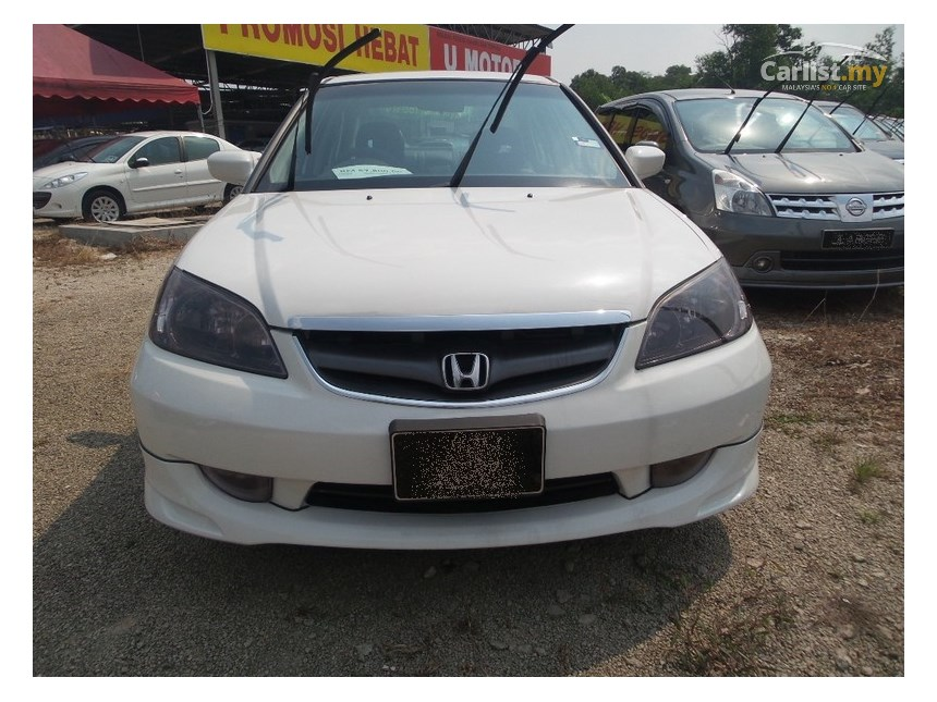 Honda Civic 2.0 2004 photo - 3