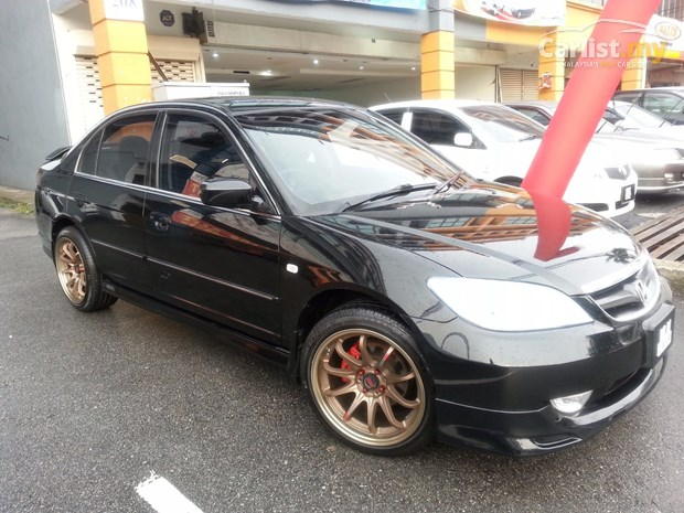 Honda Civic 2.0 2004 photo - 4
