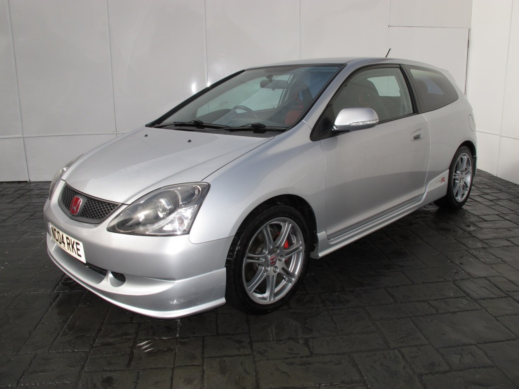 Honda Civic 2.0 2004 photo - 7
