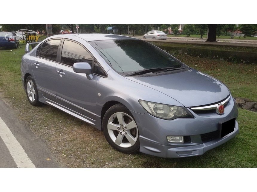 Honda Civic 2.0 2006 photo - 4