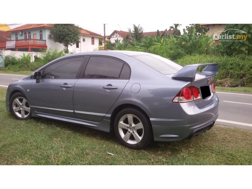 Honda Civic 2.0 2006 photo - 6