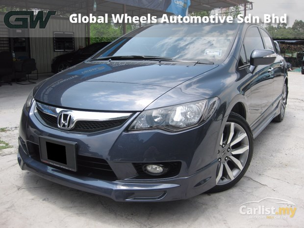 Honda Civic 2.0 2011 photo - 3