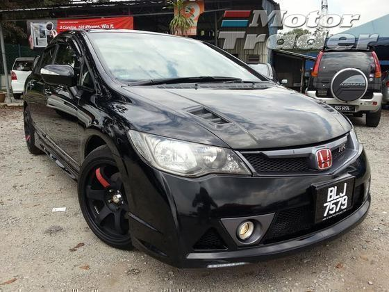Honda Civic 2.0 2011 photo - 8