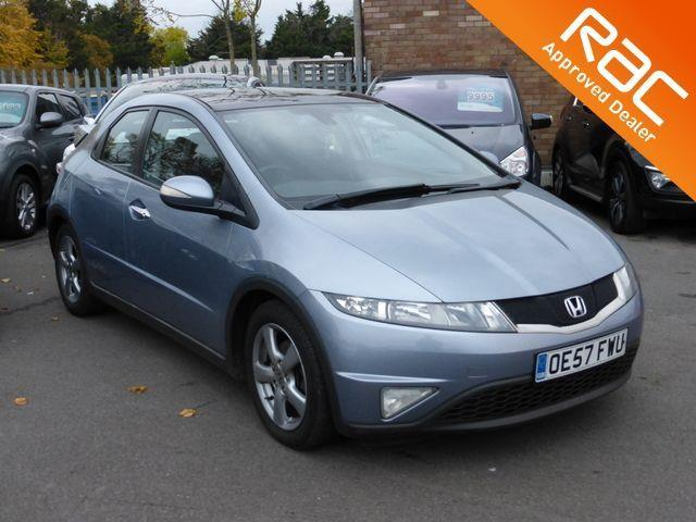 Honda Civic 2.2 2007 photo - 5