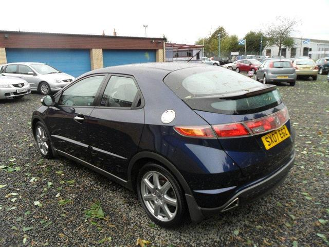 Honda Civic 2.2 2007 photo - 7