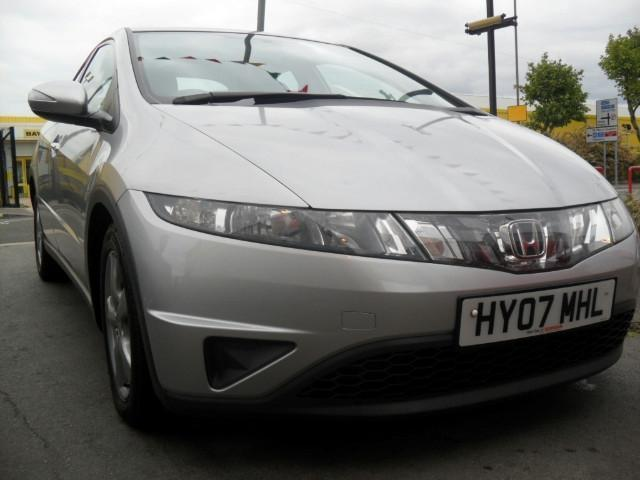 Honda Civic 2.2 2007 photo - 8
