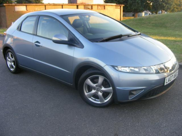 Honda Civic 2.2 2007 photo - 9