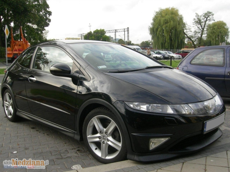 Honda Civic 2.2 2008 photo - 3