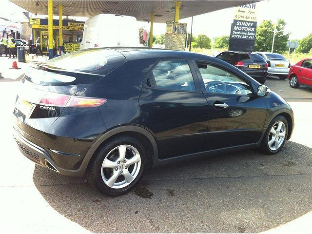 Honda Civic 2.2 2008 photo - 5