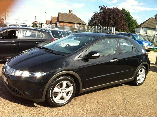 Honda Civic 2.2 2008 photo - 6