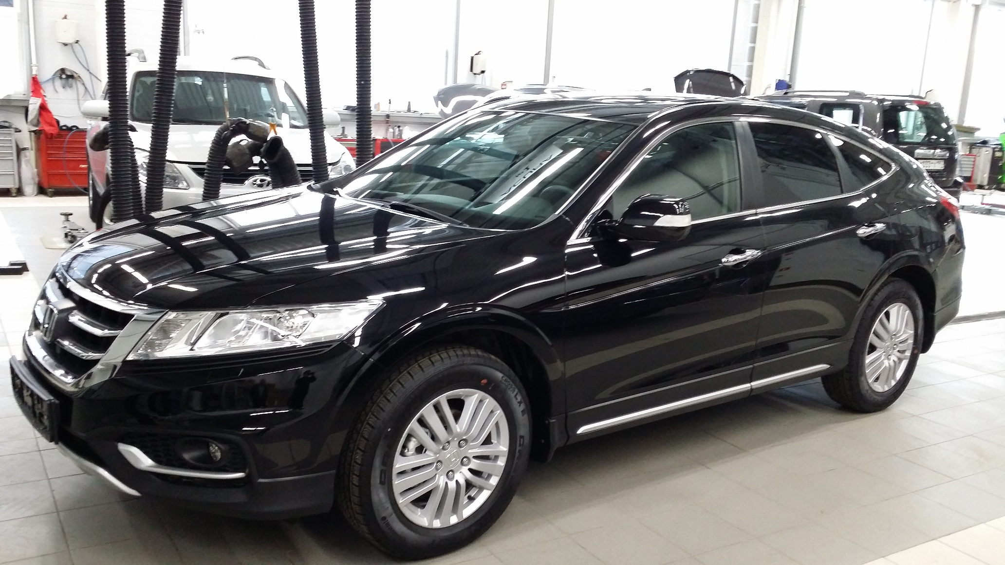 Honda Crosstour 2.4 2014 photo - 1