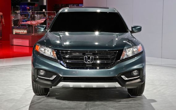 Honda Crosstour 2.4 2014 photo - 12