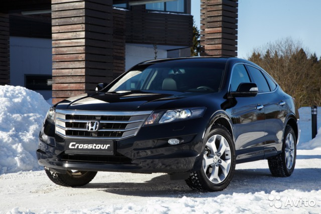 Honda Crosstour 2.4 2014 photo - 3
