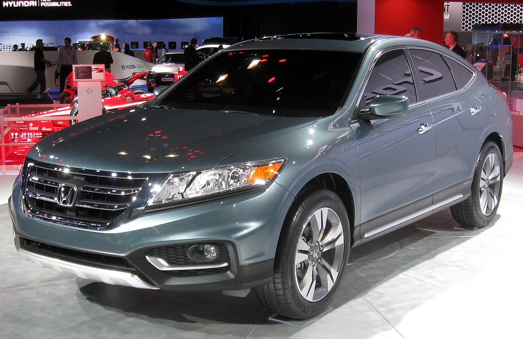Honda Crosstour 2.4 2014 photo - 9