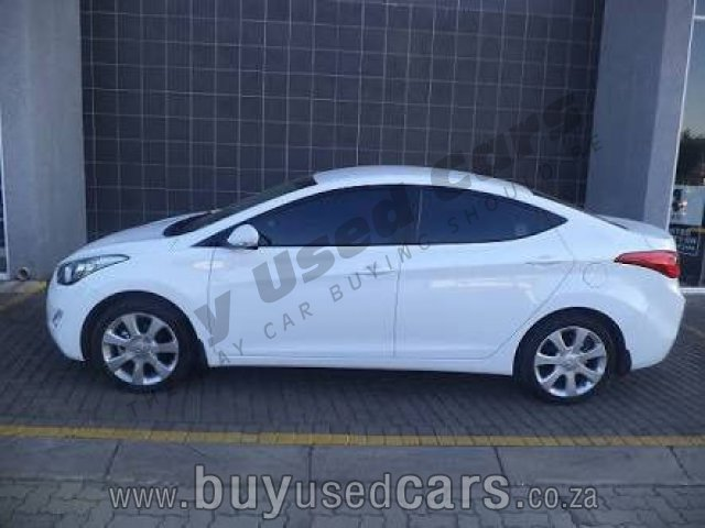Hyundai Elantra 1.6 1992 photo - 12