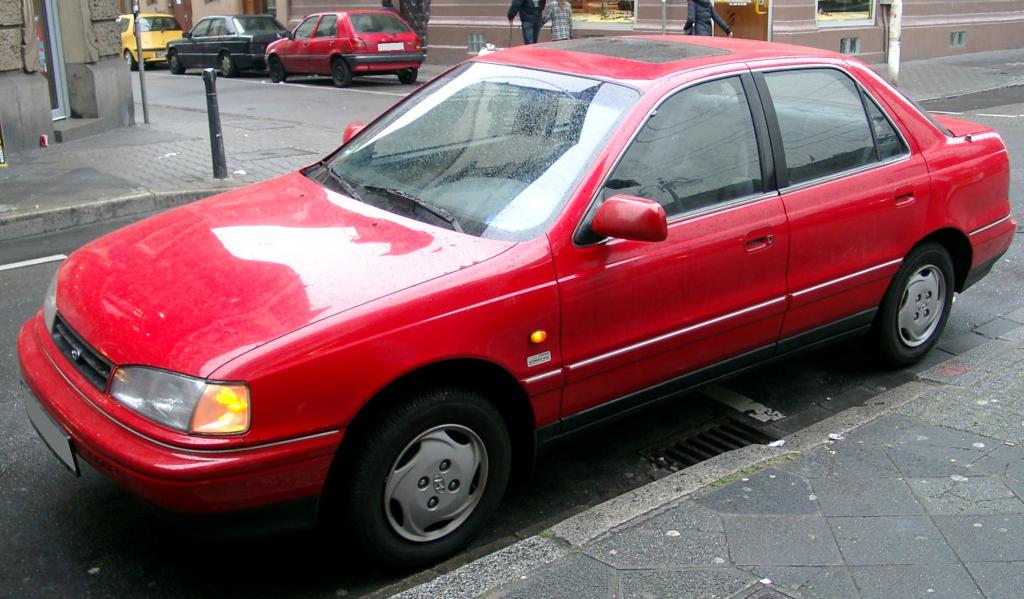 Hyundai Elantra 1.6 1992 photo - 7