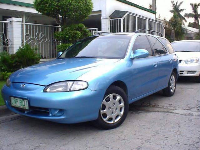 Hyundai Elantra 1.6 1997 photo - 10