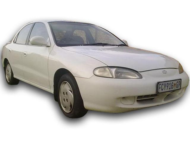 Hyundai Elantra 1.6 1997 photo - 6