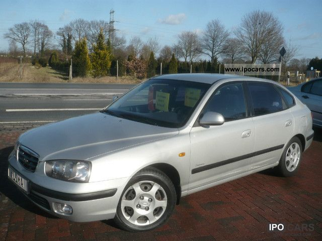 Hyundai Elantra 1.6 2000 photo - 4