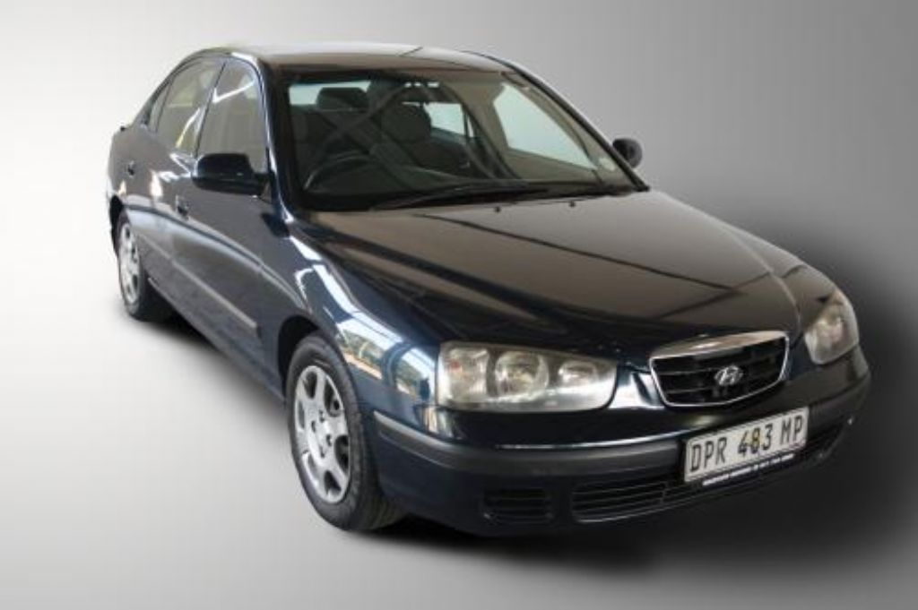 Hyundai Elantra 1.6 2002 photo - 5