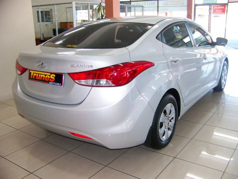Hyundai Elantra 1.6 2012 photo - 1