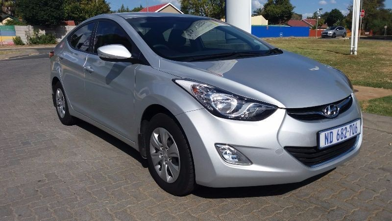 Hyundai Elantra 1.6 2012 photo - 10