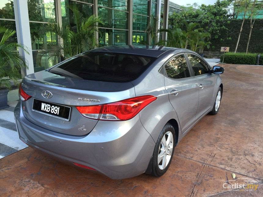 Hyundai Elantra 1.6 2012 photo - 7
