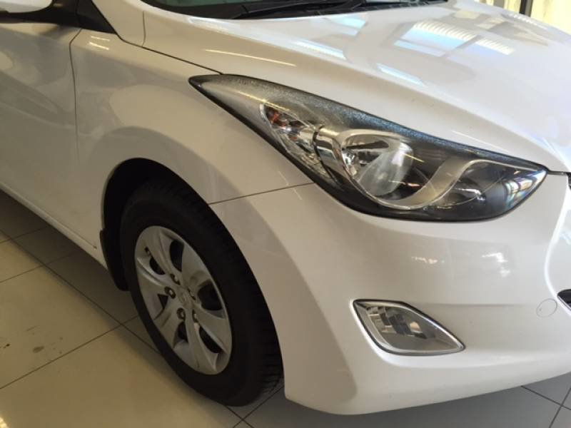 Hyundai Elantra 1.6 2012 photo - 9