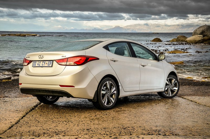 Hyundai Elantra 1.6 2014 photo - 10