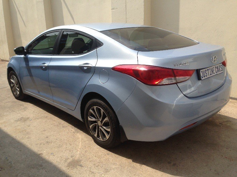 Hyundai Elantra 1.6 2014 photo - 11
