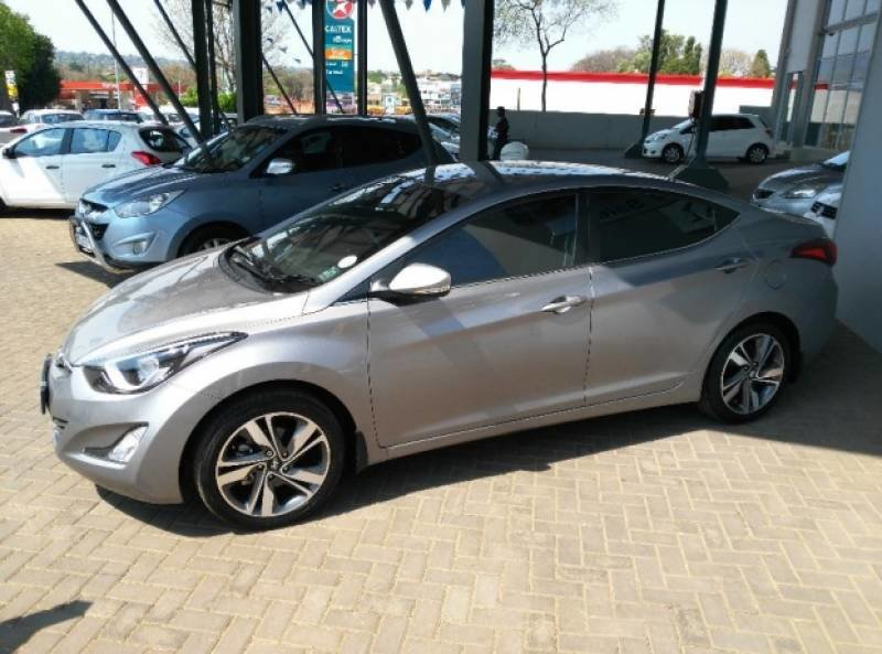 Hyundai Elantra 1.6 2014 photo - 2