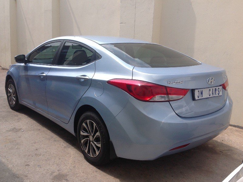 Hyundai Elantra 1.6 2014 photo - 3