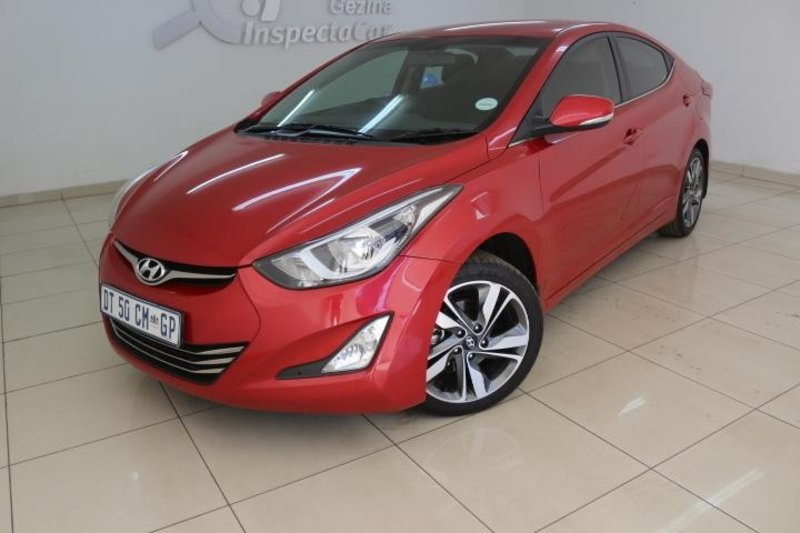 Hyundai Elantra 1.6 2014 photo - 5