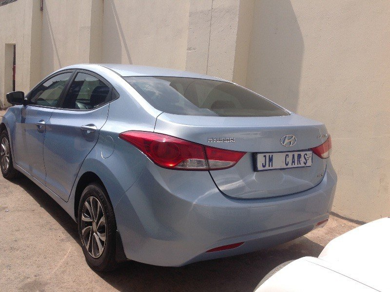 Hyundai Elantra 1.6 2014 photo - 6
