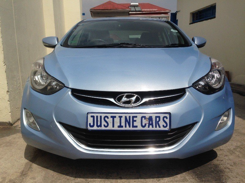 Hyundai Elantra 1.6 2014 photo - 7