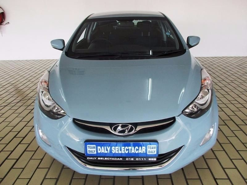 Hyundai Elantra 1.6 2014 photo - 8