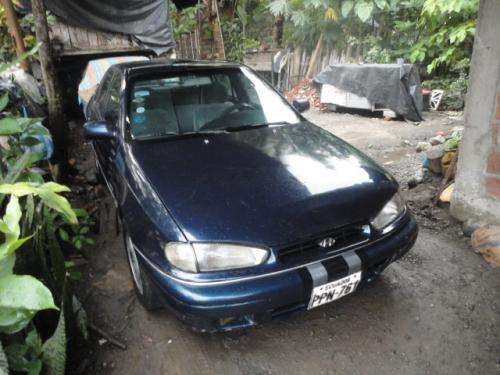 Hyundai Elantra 1.8 1995 photo - 3