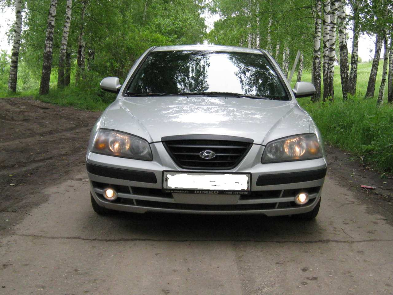 Hyundai Elantra 1.8 2006 photo - 5