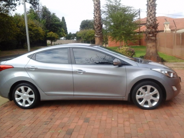 Hyundai Elantra 1.8 2006 photo - 7