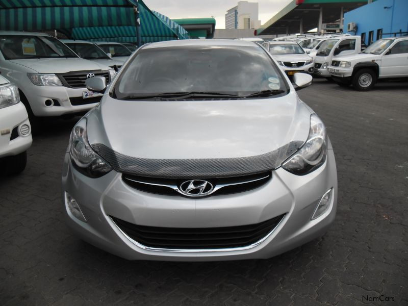 Hyundai Elantra 1.8 2010 photo - 11