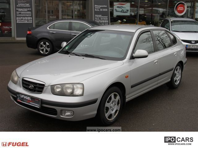 Hyundai Elantra 2.0 2000 photo - 12