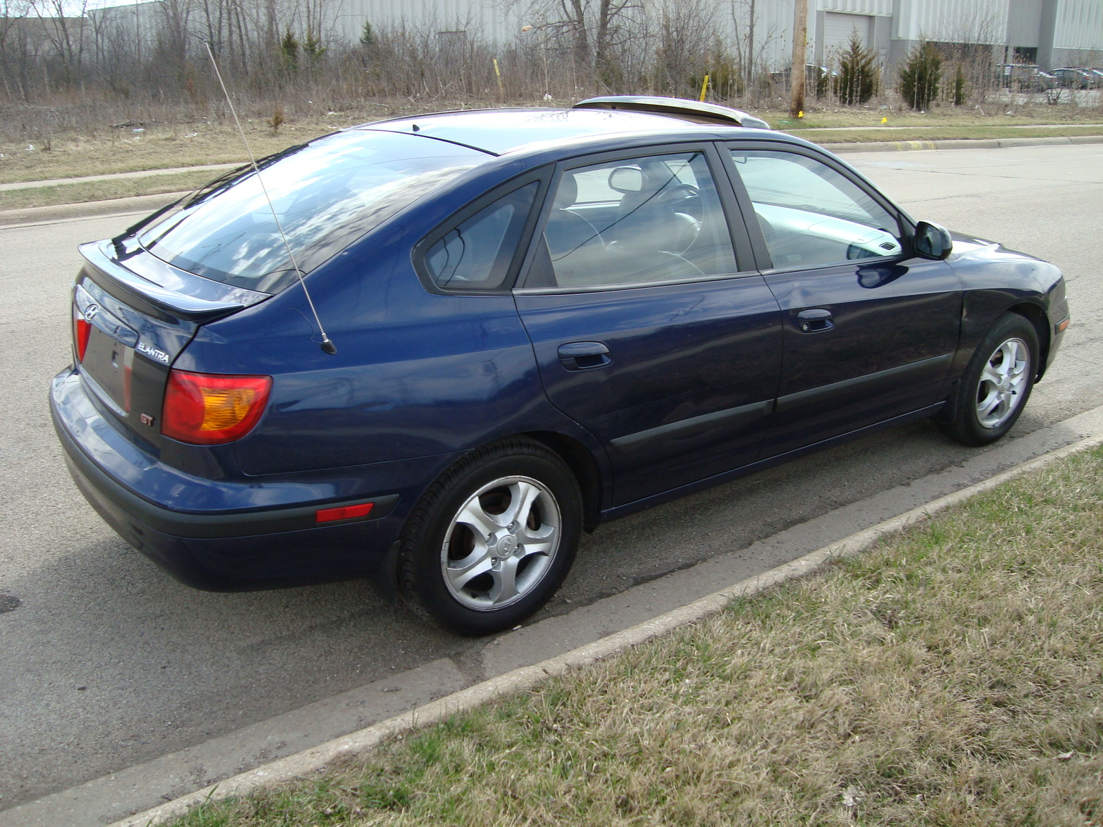 Hyundai Elantra 2.0 2003 photo - 1