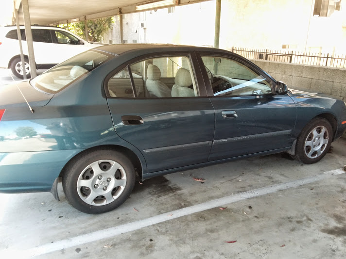 Hyundai Elantra 2.0 2003 photo - 11