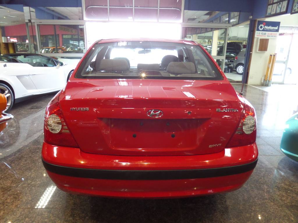 Hyundai Elantra 2.0 2006 photo - 10