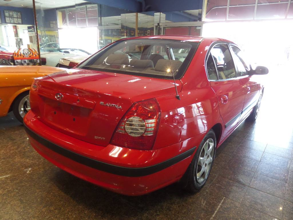 Hyundai Elantra 2.0 2006 photo - 11